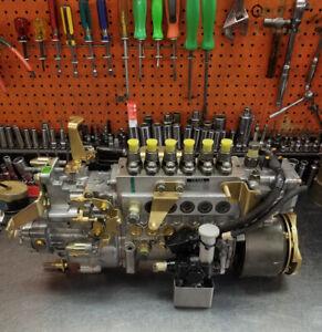1995-97 HINO TRK TICS INJ PUMP w/ JO8C-TR ENGINE - #107691-3226-RX, #22040-1050G