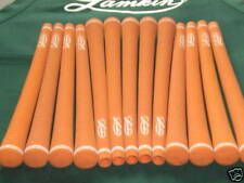 1 NEW Lamkin CROSSLINE ORANGE golf grip - from Custom Dept