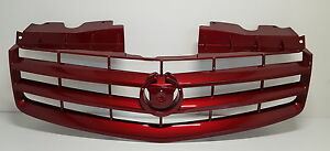New OEM Grille Fits 2003 2004 2005 2006 2007 Cadillac CTS RED 15279129