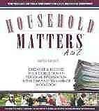 Household Matters A to Z, Hardcover by Skovgard, Marilyn, Like New Used, Free...