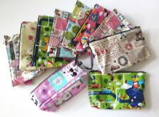 lot of 10pcs multipurpose small travel toiletry cosmic zip bag pouch