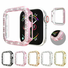 Bling Case Bumper Cover for Apple Watch Series 5 4 3 2 1 iWatch 40/44mm 38/42mm