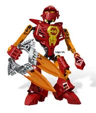 Lego 7167 Hero Factory Heroes William Furno complet de 2010 -C97