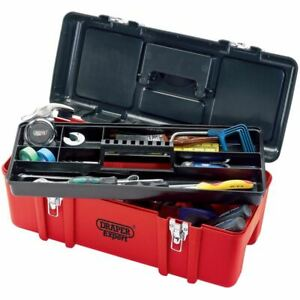 Draper Expert 580mm Tool Box with Tote Tray (27732)