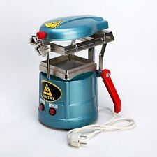 Dental Vaccum Forming Molding Machine laboratory Thermoforming bite retainer #CL