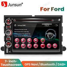 "7"" Car Radio Navigation Stereo Dvd Gps Usb for Ford F150 F250 Edge Escape Fusion"