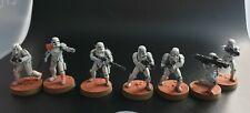 Dipinto Legione di Star Wars-Stormtrooper SQUAD (core) Fantasy Flight Gioco di Guerra
