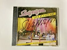 Sha Na Na : Live in Concert (CD) 21 Tracks - Factory Sealed