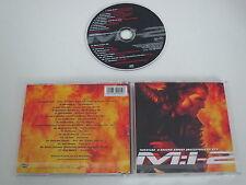 MISSION IMPOSSIBLE 2/SOUNDTRACK/VARIOUS ARTISTS(EDEL 010905HWR) CD ALBUM
