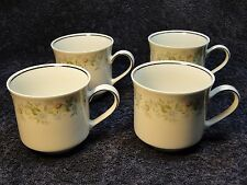 Johann Haviland Bavaria Forever Spring Tea Coffee Cups FOUR MINT!