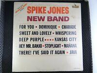 Spike Jones – New Band (Liberty – LRP 3349)