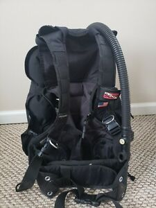 Zeagle Scout BCD, XL, Back Inflate, Scuba Diving