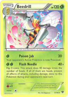 Pokemon Card - XY 5/146 - BEEDRILL (rare) - NM/Mint