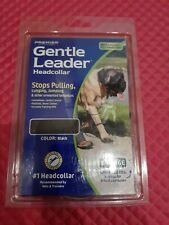 PREMIER YOUR PETS OUR PASSION GENTLE LEADER HEADCOLLAR BLACK XL OVER 130 LB DOG