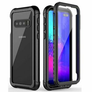Full Body Heavy Duty Drop Proof Case Cover for Samsung Galaxy S20 S10 S9 S8 Plus