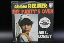 "Sandra Reemer - The Party 's Over (1976) (Vinyl 7"") (Philips ‎– 6012 602)"
