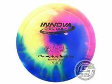 New Innova Champion Teebird 171g Rainbow Swirl Dyed Fairway Driver Golf Disc