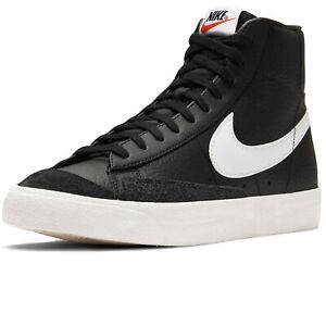 Scarpe Nike Blazer Mid '77 Vintage BQ6806-002 Nero
