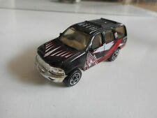 Matchbox Ford Expedition in Black