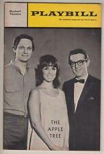 """The Apple Tree"" Broadway Playbill 1967 Alan Alda, Phyllis Newman, Larry Blyden"
