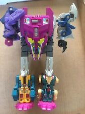 Vintage Transformers TERRORCON G1 ABOMINUS Hasbro Action Figure RARE