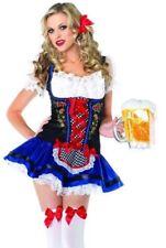 Leg Avenue  Flirty Frauline Oktoberfest Dress Sexy Costume 83829