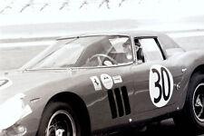 Vintage 8 X 10 Daytona 1964 Ferrari GTO Pedro Rodriguez Winner
