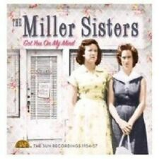 MILLER SISTERS - GOT YOU ON MY MIND  CD NEW+