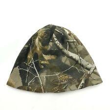 Realtree Break Up Camouflage Beanie Hat Skull Cap Camo Green Black REVERSIBLE