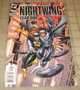 NIGHTWING #104 (Apr 2005) VF Condition Comic - Year One #4 of 6 - Batgirl App