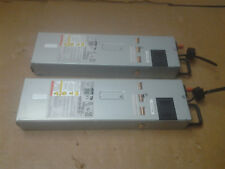 XYRATEX  0963415-05 MODEL AP-PSU-HE850AC  [POWER SUPPLY   ***LOT OF 2***