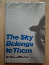 The Sky Belongs to Them - Roland Winfield *w/ letter from Author*