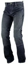 A-pro Ladies Womens Motor Bike Motorcycle Stretchy Denim Jeans with CE (f1b)