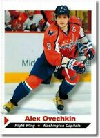 ALEX OVECHKIN 2013 WASHINGTON CAPITALS SPORTS ILLUSTRATED HOCKEY CARD!