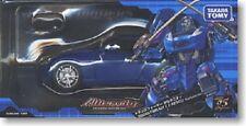 New TakaraTomy Transformers Alternity Fairlady Z Megatron M Blue Painted