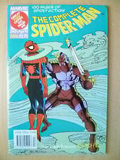 Comic- The Complete SPIDERMAN, No.6, 24 April 1991; 100 Pages of Action! (Exc*)