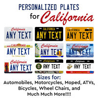 Id Rather BE Dirt Biking Sports License Plate Frame-CAN Personalize