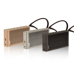 LOEWE KLANG M1 portabler Bluetooth-Speaker 12 Stunden Akkulaufzeit NEU! OVP!