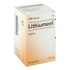HEEL Lithiumheel 250 Tablets Homeopathic Remedies