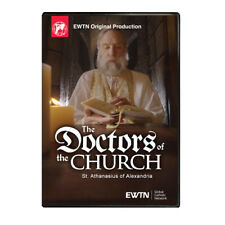DOCTORS OF THE CHURCH ST. ATHANASIUS OF ALEXANDRIA  DVD: AN EWTN DVD