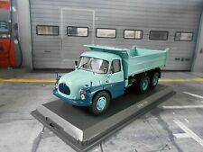 TATRA  T148 T 148 Kipper LKW Truck Muldenkipper türkis blau 03755 Schuco 1:43