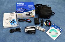Panasonic Full HD Camcorder HDC-HS9 Hybrid SD / HDD (60 Gb) mit Zubehoer und OVP