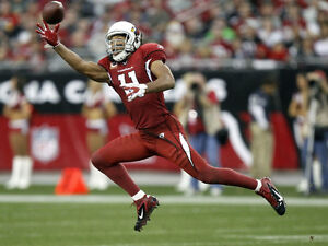 {24 inches X 36 inches} Larry Fitzgerald Poster #4 - Free Shipping!