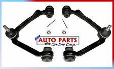 2 FRONT UPPER CONTROL ARMS RH & LH FORD EXPEDITION  97-02 F-150 97-03 4WD PAIR