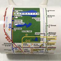 NYC New York City Subway Map Mug