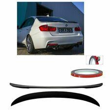 BECQUET / LEVRE DE COFFRE NOIR MAT LOOK M PERFORMANCE POUR BMW SERIE 3 F30