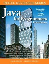 Java™ for Programmers (2nd Edition) (Deitel Developer Series)