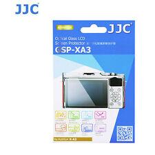 JJC GSP-XA3 Optical GLASS LCD Screen Protector Film for FUJIFILM X-A3 Fuji XA3