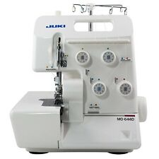 Juki MO-644D 2-needle, 2/3/4 Thread Serger Portable Overlock Machine