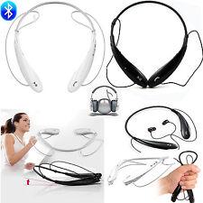 Wireless Headset A2DP Bluetooth Stereo Headphone Earphone For Sport Running Gym